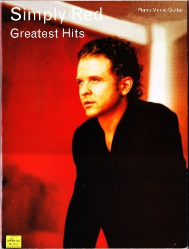 Simply Red Greatest Hits Pvg: Greatest Hits - Piano/Vocal/Guitar