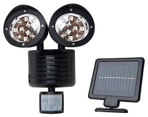 22SMD-LED Solarsicherheitslicht von SPV Lights, den Spezialisten für Solarlicht