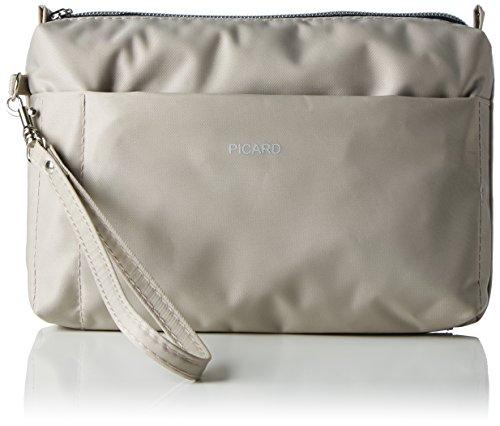 Picard Damen Switchbag Umhängetasche, Elfenbein (Perle), 3x15x20 cm