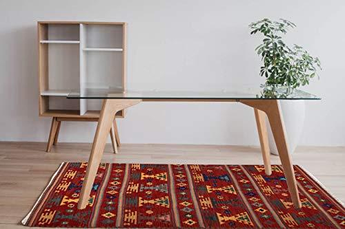 Miss cucci tappeto kilim turkestan 13-2-95x155