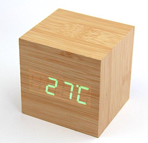 Happy- little -bear Portable USB Sound Control Wood