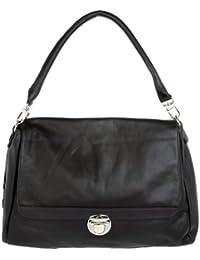 Comma Femmes Sacs portes epaule City bag brun fonce 83-302-94-5725-DBR
