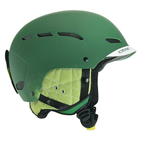 124880a8e2 En Venta Cébé casco Dusk FS, verde, 58-62cm, CBH85 Revisión˜ | Mejor ...