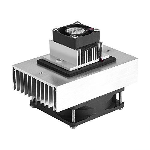 Garosa DC12V DIY Thermoelektrische Kühlung Halbleiter Kühlsystem Kühlschrank Kühler Lüfter Kit Mini Klimaanlage
