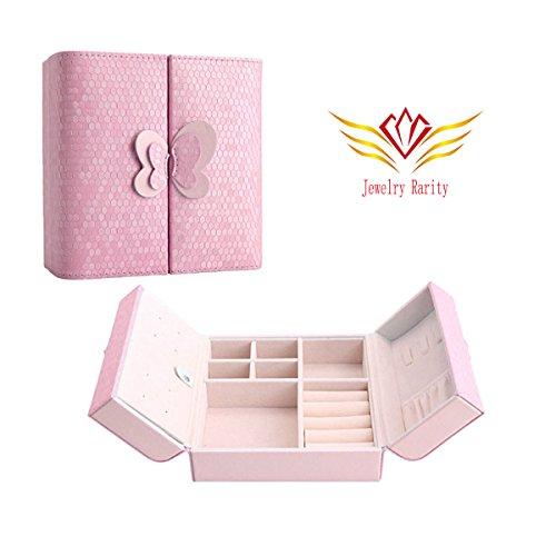 Accessori gioielli, in pelle sintetica con Mini-Portagioie