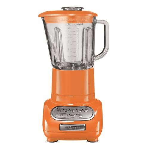 Kitchenaid 5KSB5553ETG Standmixer Serie Artisan, tangerine (Orange Kitchenaid Stand Mixer)