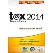 t@x 2014 (für Steuerjahr 2013) [Download]