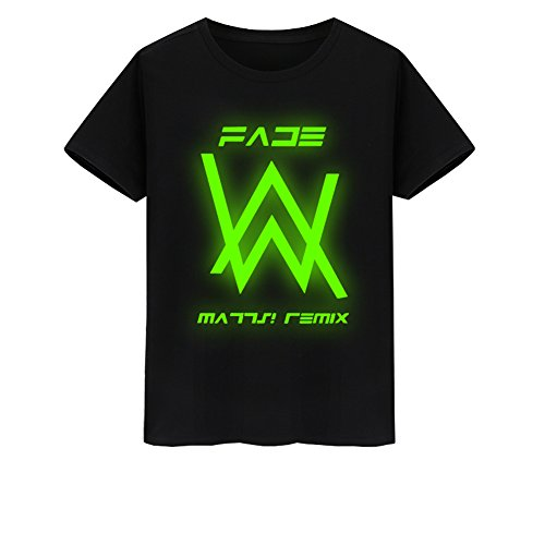 Tiny Time Unisex Leuchtend Freizeit Reine Baumwolle T-Shirt (S) (- Baumwolle S/s T-shirts Reine)