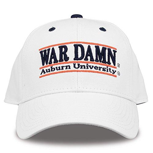 The Game NCAA Unisex Das Spiel Spitzname Bar Design, Unisex, Nckname Bar Design Hat, weiß, Einstellbar -