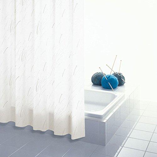 ZGP &Badezimmer Duschraum Badezimmer Eva Duschvorhang Vorhang Tuch Schneiden Vorhang Wasserdichte Verdickung Schimmel (Farbe : B)
