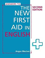 Answers to The New First Aid in English 2nd edition