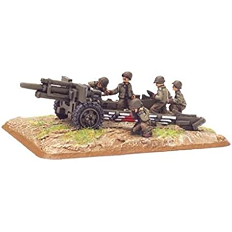 USA: M2A1 105mm Howitzer (x2) by Flames of War