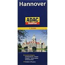 ADAC StadtPlan Hannover 1:20 000 (ADAC Stadtpläne)