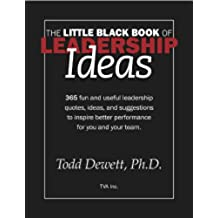 The Little Black Book Of Leadership Ideas