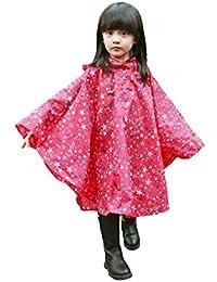 BAILIDA - Manteau imperméable - Veste damassée - Fille taille unique