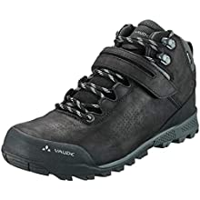 VAUDE Am Tsali Mid STX, Scarpe da Mountainbike Unisex-Adulto, Nero (Phantom Black 678), 39 EU
