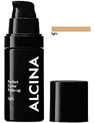 Alcina Perfect Cover Make-up light 30 ml Für perfekte Deckkraft & ein makelloses Erscheinungsbild 30 ml
