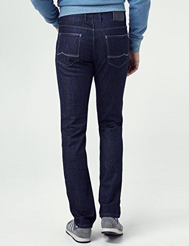Pioneer Herren Straight Jeans Rando Blau (Rinse 02)