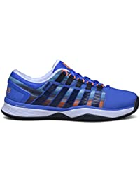 ZAPATILLA K-SWISS HYPERCOURT HB ETC BLUE/GRAPHIC PRNT 8,5