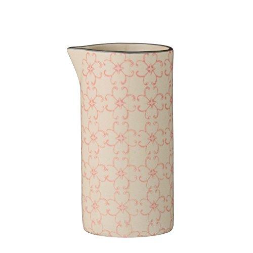 Bloomingville Ceramic Cecile Creamer, Multicolor