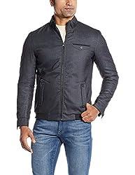 Fort Collins Mens Synthetic Jacket (62111-OL_Large_Black)