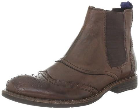 REPLAY Dasco FG GMC10.C0006L, Herren Chelsea Boots, Braun (dk brown 018),EU 43