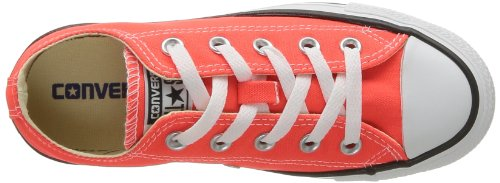 Converse Chuck Taylor All Star Season Ox, Unisex Sneaker Orange (Corail)