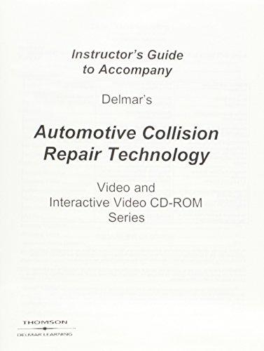 Automotive Collision Repair: Video Set 1
