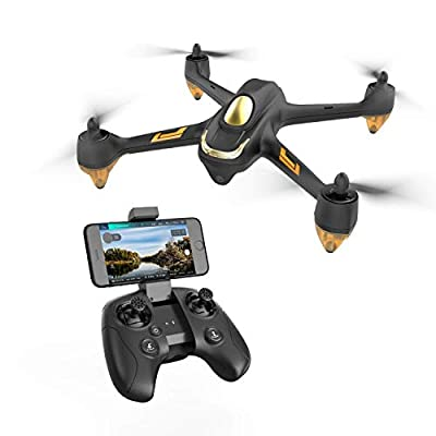 Hubsan RC FPV Drone quadcopter with Camera Live Video for Beginners Adults