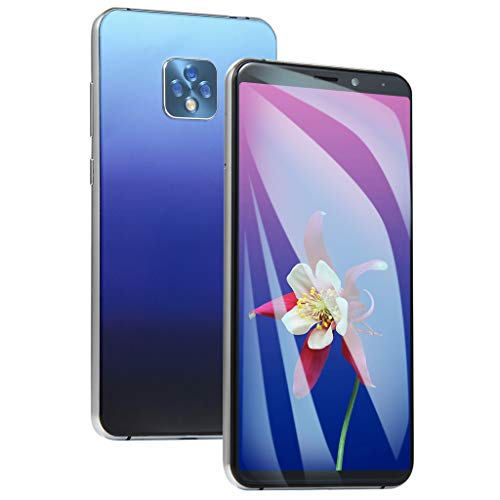 Sonnena 6,1 Mode Streamer Design Zoll Ultradünne Android 6.0 Quad-Core 1 GB + 8 GB + Zusätzliche 16 GB Karte GSM WiFi Dual SIM 8.0MP Smart Cellphone
