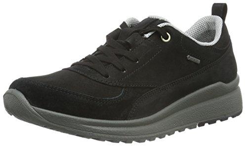 Legero Marina, Sneaker Basse Donna Nero (Nero (Nero 00))