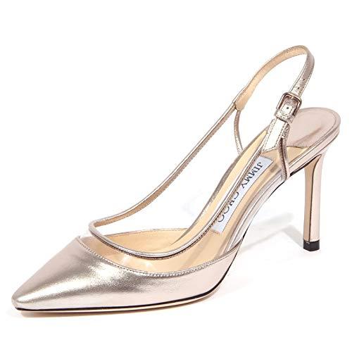 1944J Sandalo Donna Light Platinum JIMMY CHOO Erin
