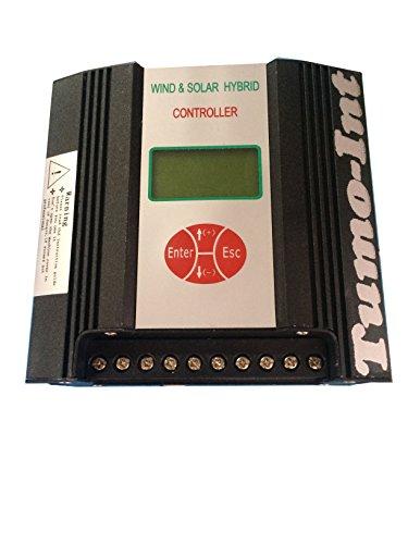 Tumo Int Viento y Solar Híbrido Controlador (400W 24V)