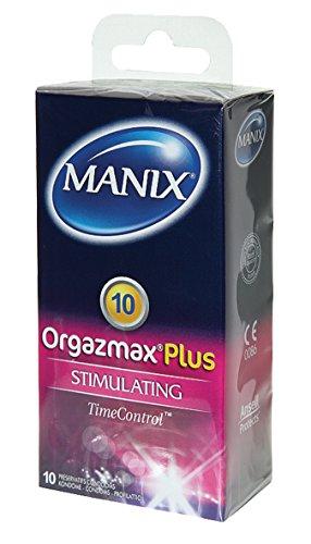 Manix Orgazmax Kondome, 1er Pack (1 x 10 Stück)