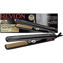 Revlon salón one-pass Digital Styler alisador de cabello Pro Collection
