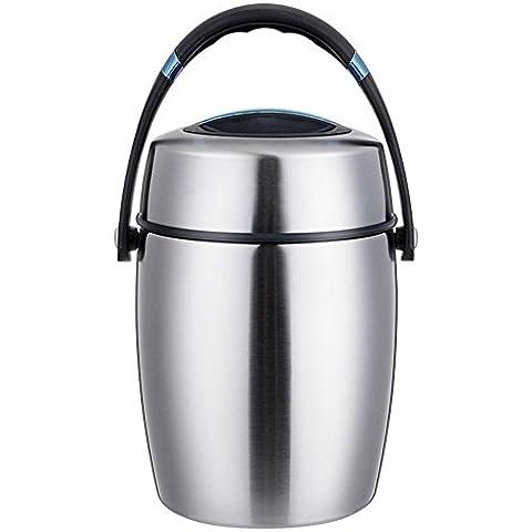 CANHFU Portatile in acciaio inox doppio tamburo