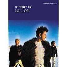 Lo Mejor De La Ley: Piano/Vocal/Chords