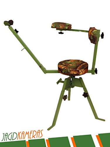 ISATIS Life Chaise de Tir, Chasse Chaise, objectif étage, l'objectif aide