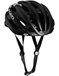 Giro Foray - Casco de ciclismo unisex, color negro, 55 - 59 cm