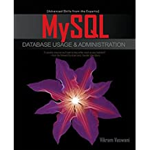 MySQL Database Usage & Administration by Vikram Vaswani (1-Nov-2009) Paperback