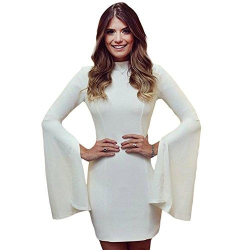 MEINICE -  Vestito  - Donna White Small