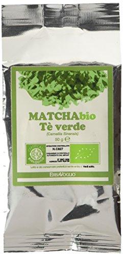 Erbavoglio Matcha Tè Verde - 50 gr