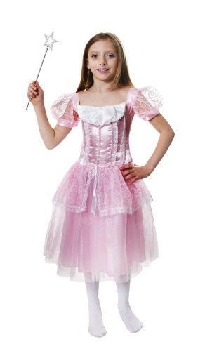 Beeindruckende Kostüm - Pink Princess Kostüm 4-6 Jahren