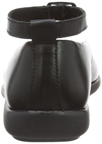 FRODDO Ballerina G3140035, Sandales fille Noir (Black)