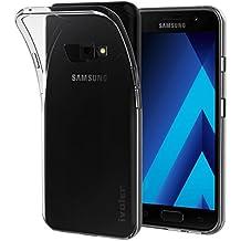 Funda Samsung Galaxy A5 2017, iVoler Ultra Transparente Samsung Galaxy A5 2017 Carcasa Funda Suave Flexible Extremadamente Delgada piel Resistente a los Arañazos silicona TPU protectora para Samsung Galaxy A5 2017