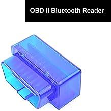 Cocar Lector de Diagnóstico Lector Bluetooth OBD2 Coche 16-Pin Interfaz MINI Herramienta sin Hilos Explorador de OBD II para Androide GPS Navi Sistema Torque Lite PC Tableta / Favorable DashCommand OBD Car Doctor