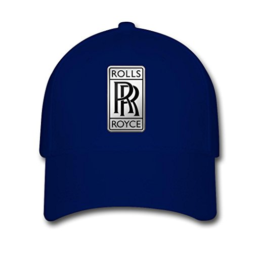 huseki-he-rolls-royce-digital-logo-adjustable-breathable-baseball-caps-navy