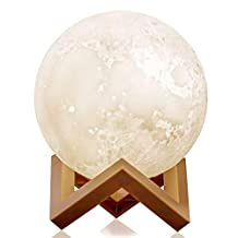 Moon Lamp 15cm - White