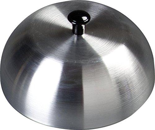 Carlisle Schmelzkuppel für Burger, Aluminium, 6 inches, 1 Aluminium-serveware