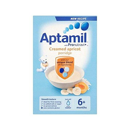 Aptamil 6 Mois + Abricot Crémé Porridge 125G